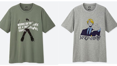 Photo of Uniqlo release One Piece UT's in Japan. Let's hope they bring this to Singapore.