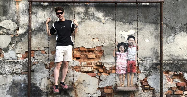 Photo of 8 Instagram Worthy Penang Art Mural + Clan Jetties